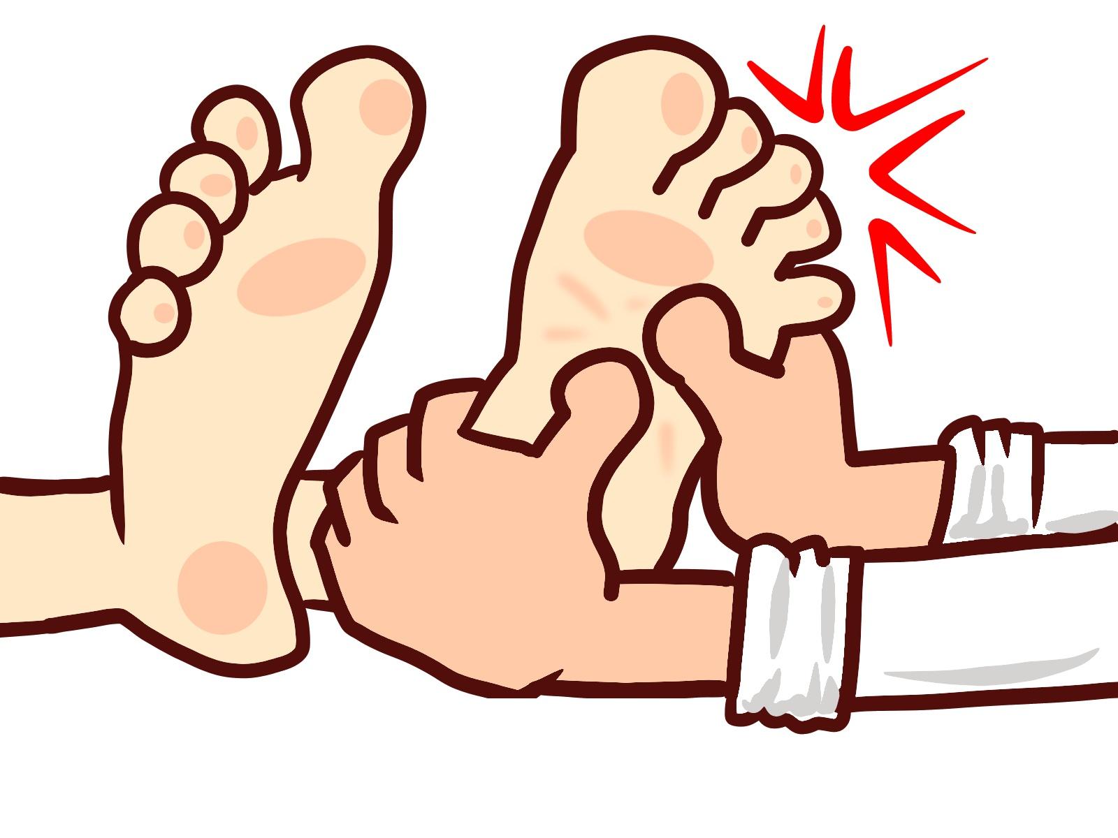 薬指 の の 付け根 痛い 足 が